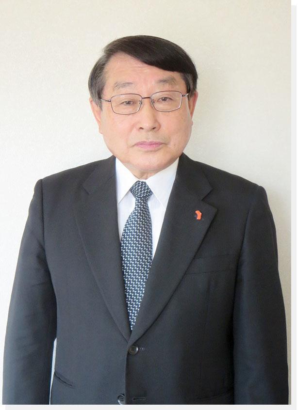 代表取締役社長菊地隆